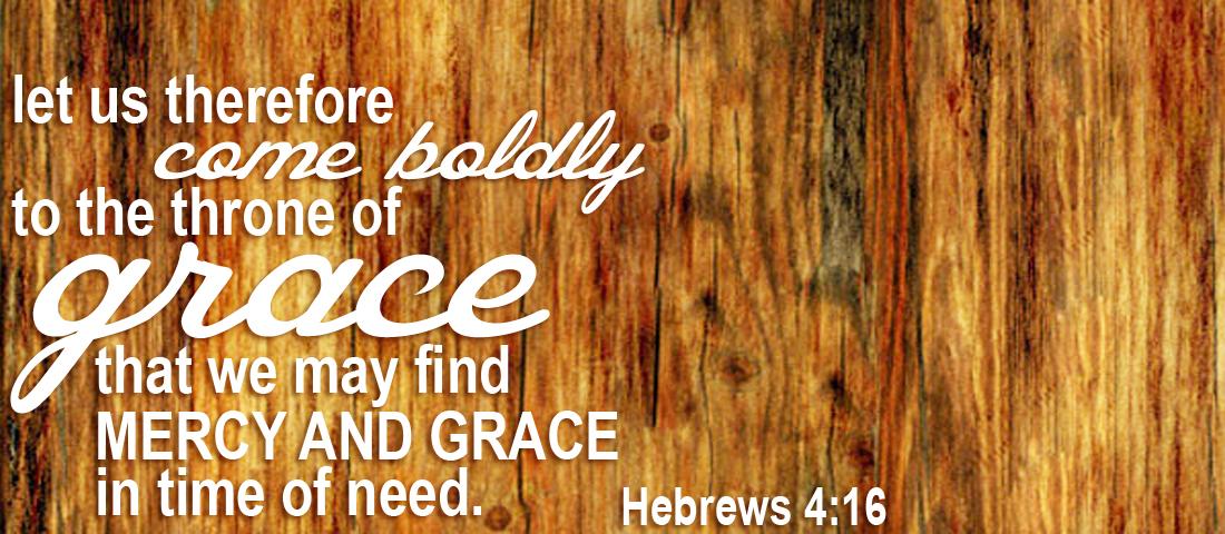 Hebrews 4 16 Gallery